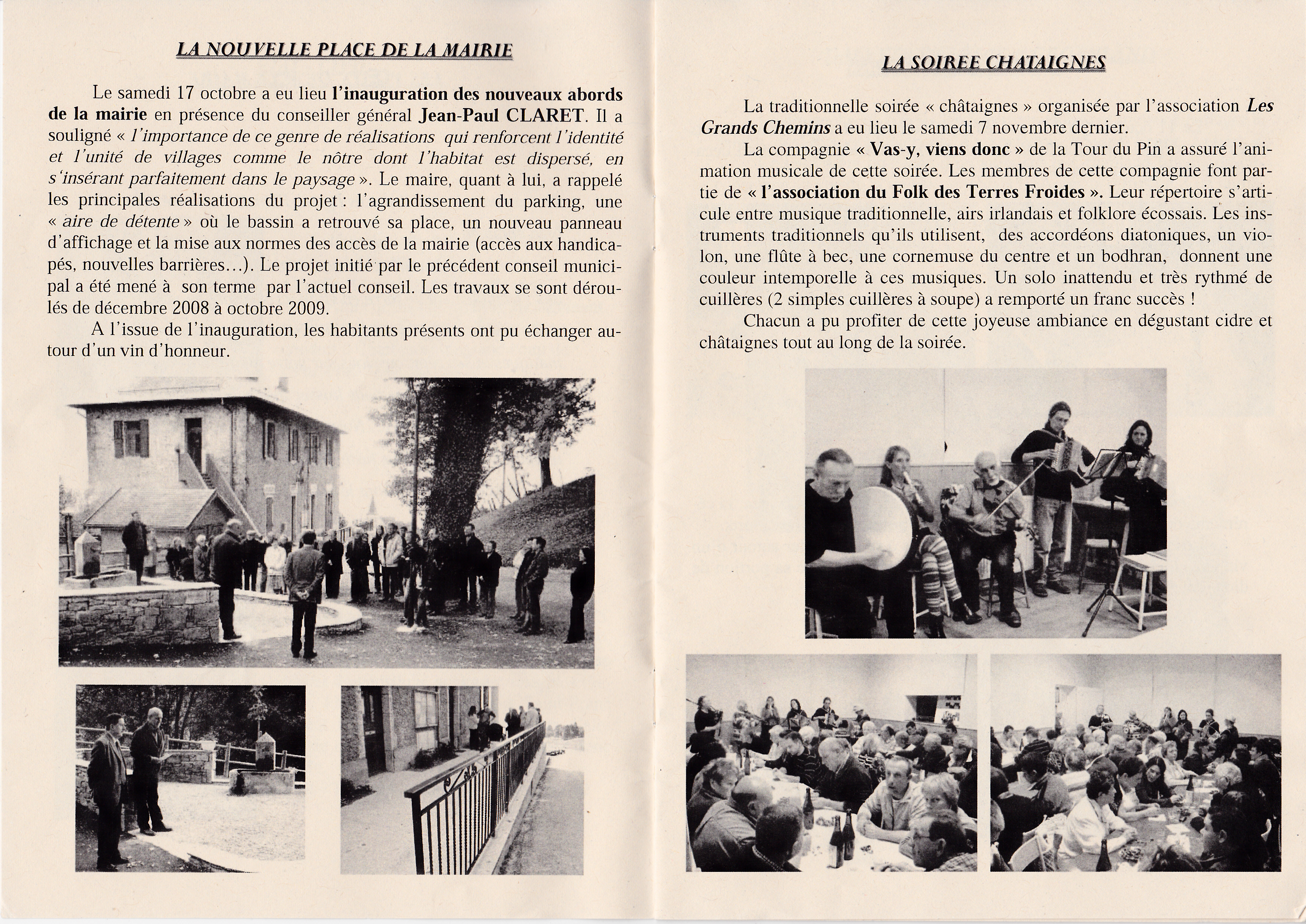 LPS n° 5 - Pages 4 & 5
