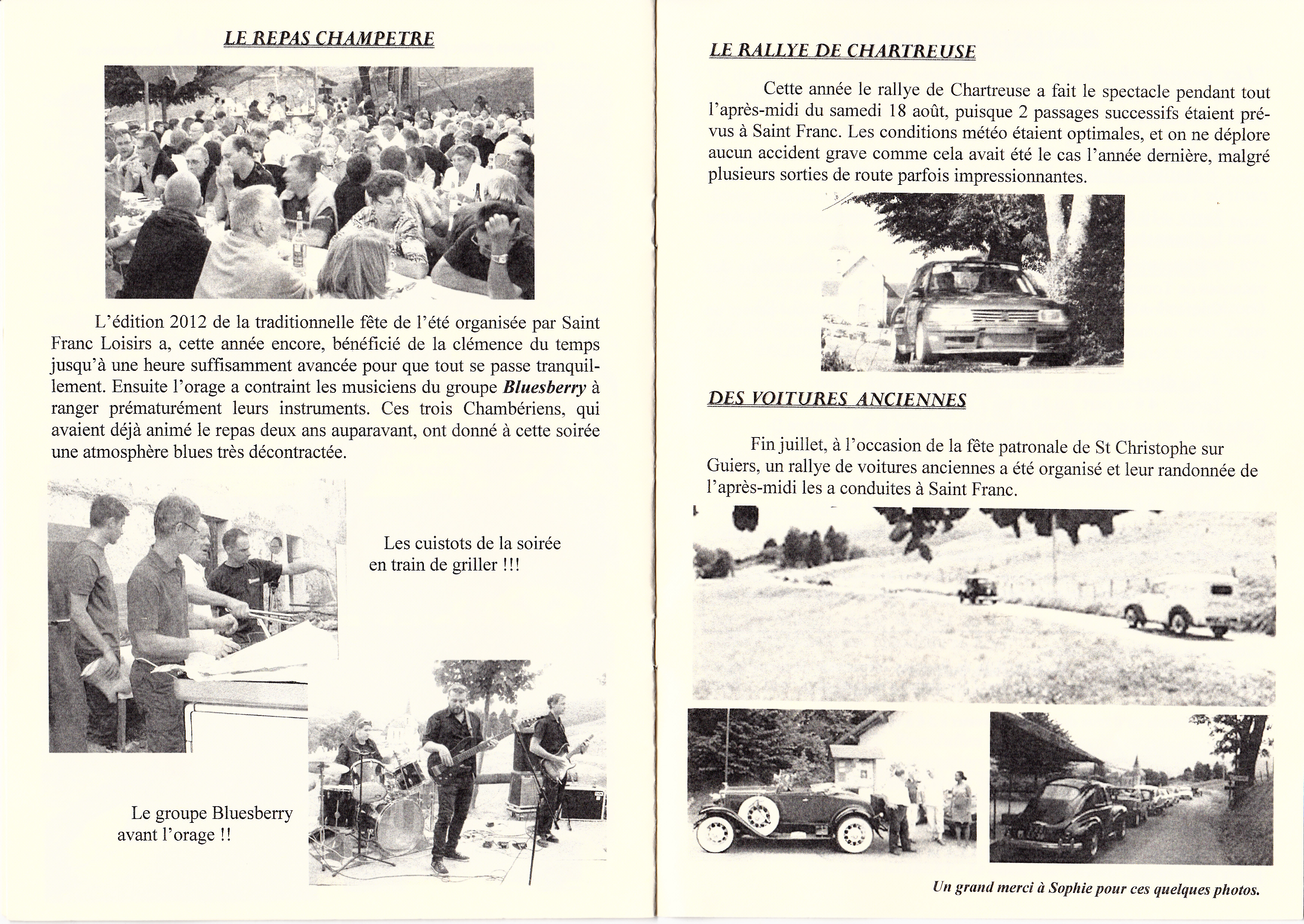 LPS n° 13 Pages 12 & 13