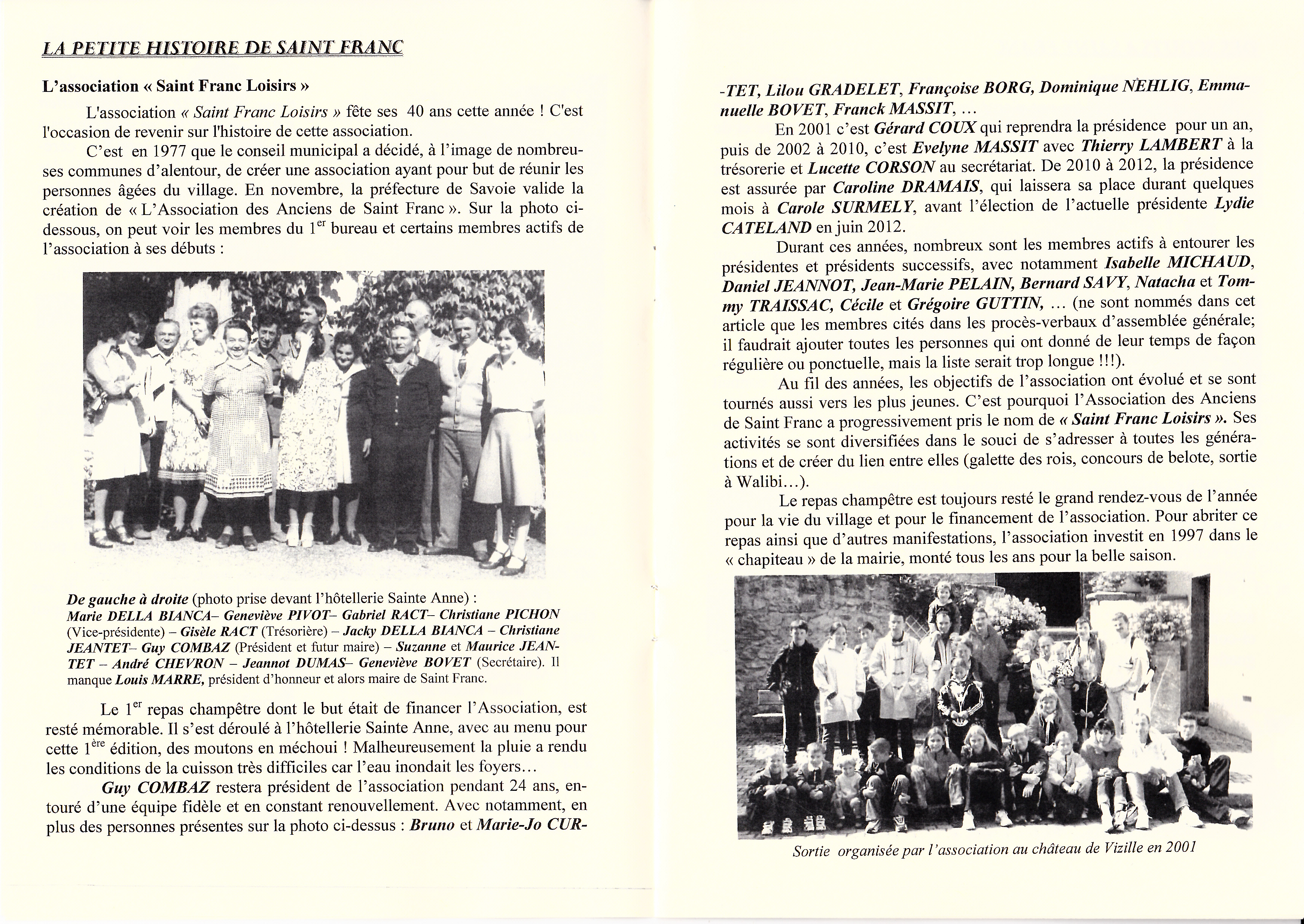 LPS n° 28 Pages 04 & 05
