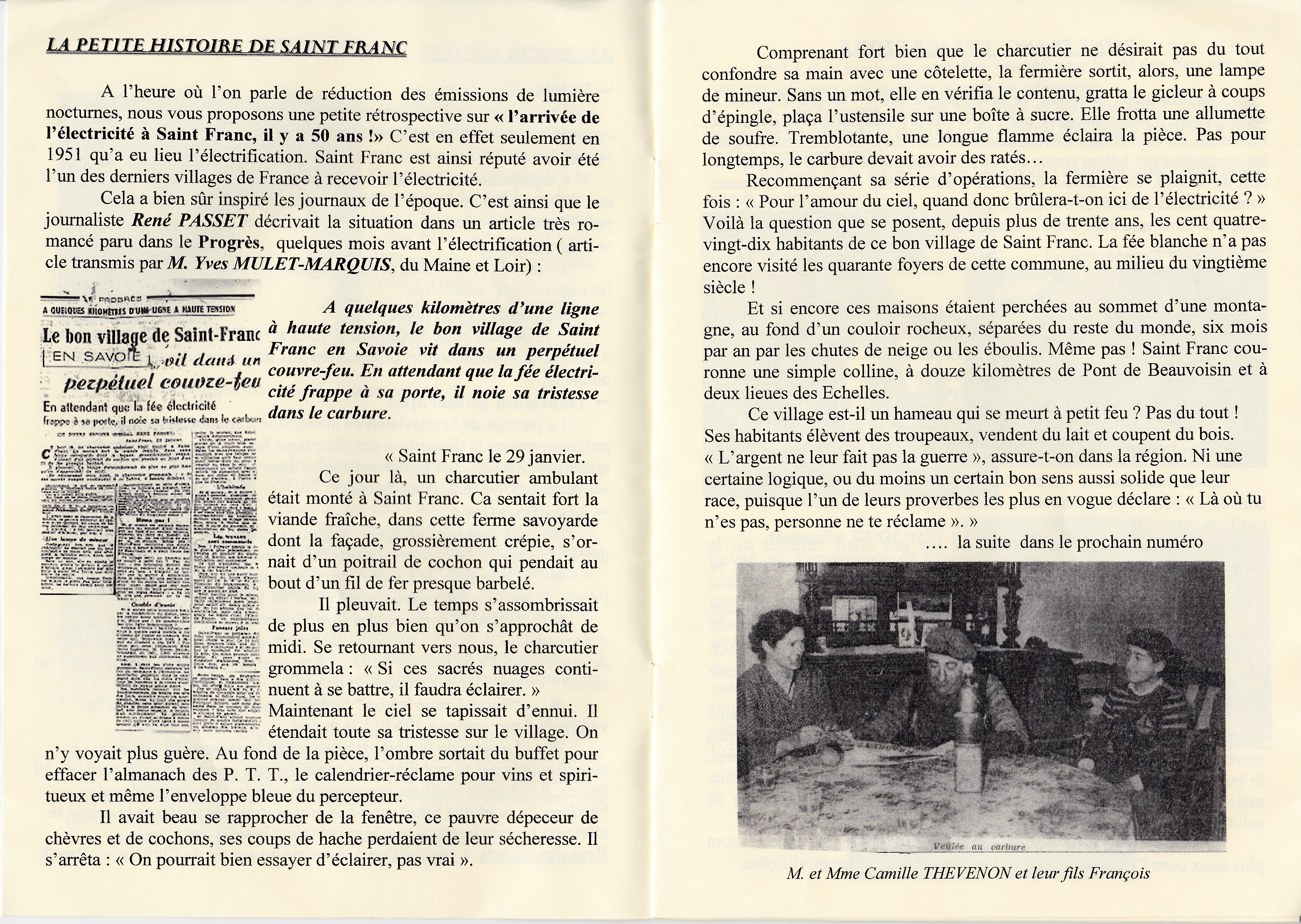 LPS n° 7 - Pages 4 & 5
