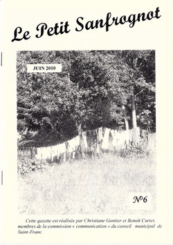 LPS n° 6 - Page 1- juin 2010