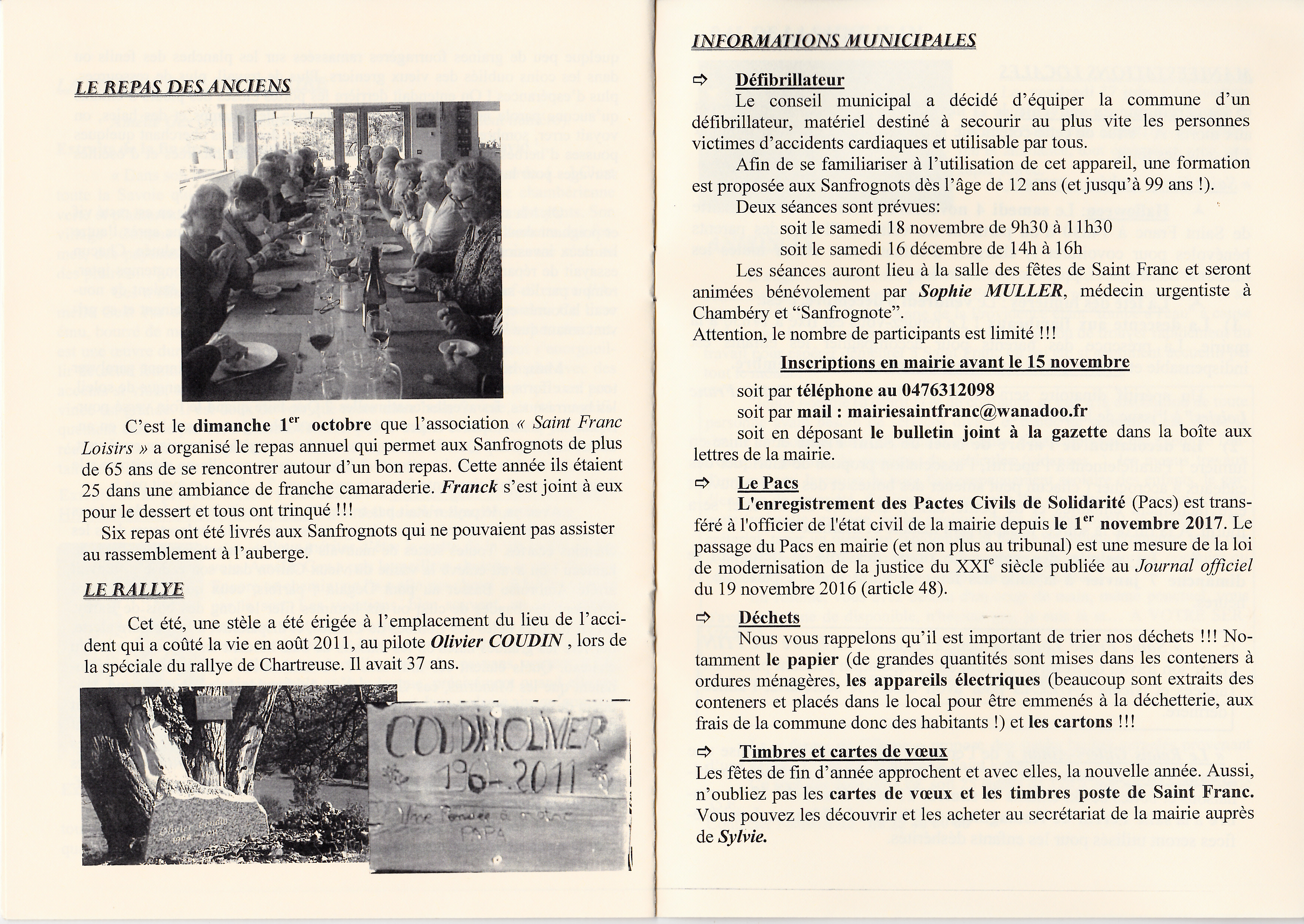 LPS n° 28 Pages 12 & 13