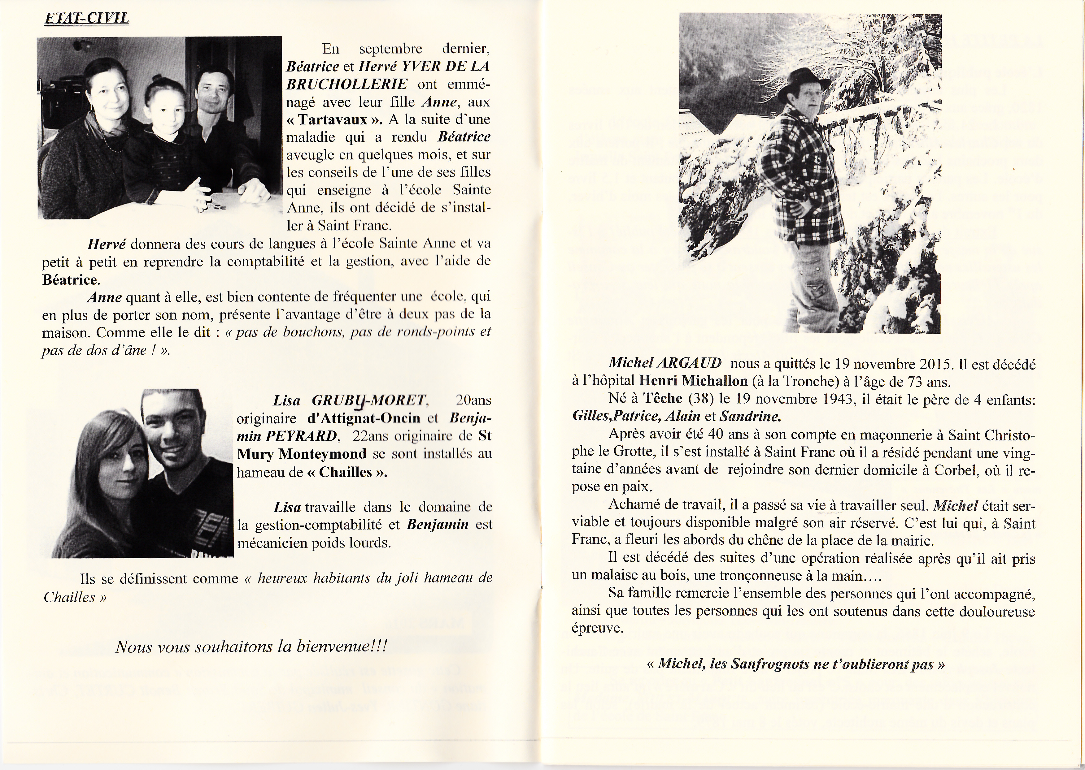 LPS n° 23 - Pages 02 & 03