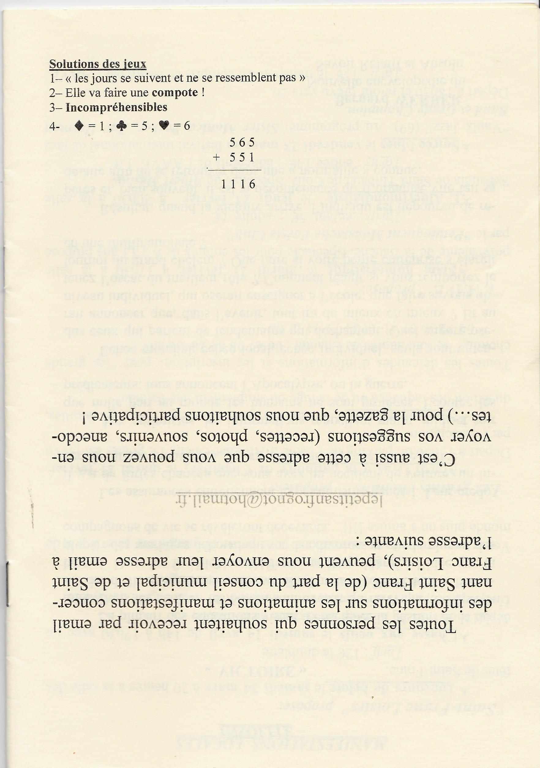LPS n° 11 Page 16bis