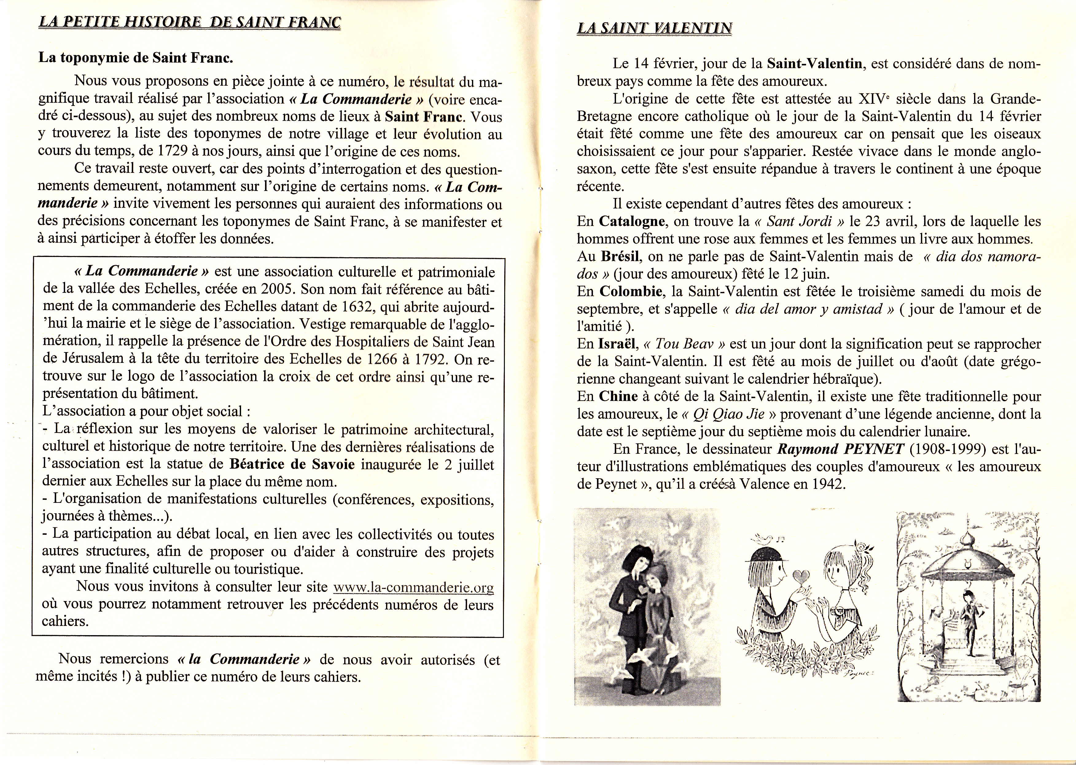 LPS n° 26 Pages 04 & 05