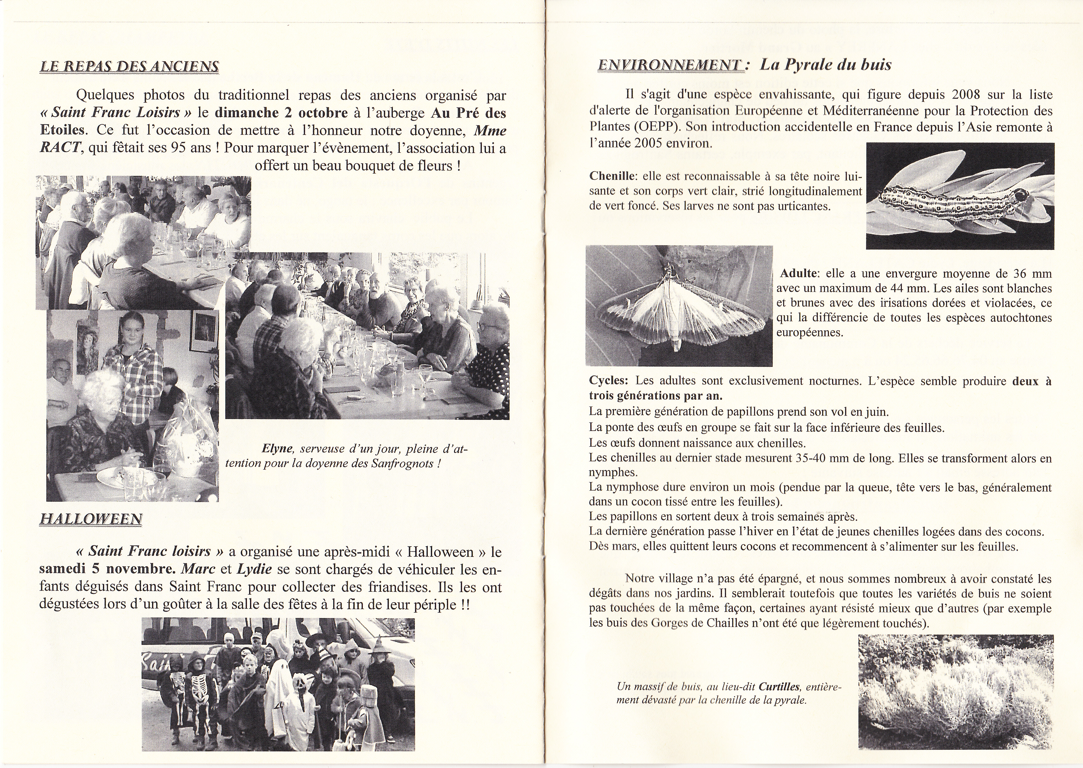LPS n° 25 - Pages 10 &11