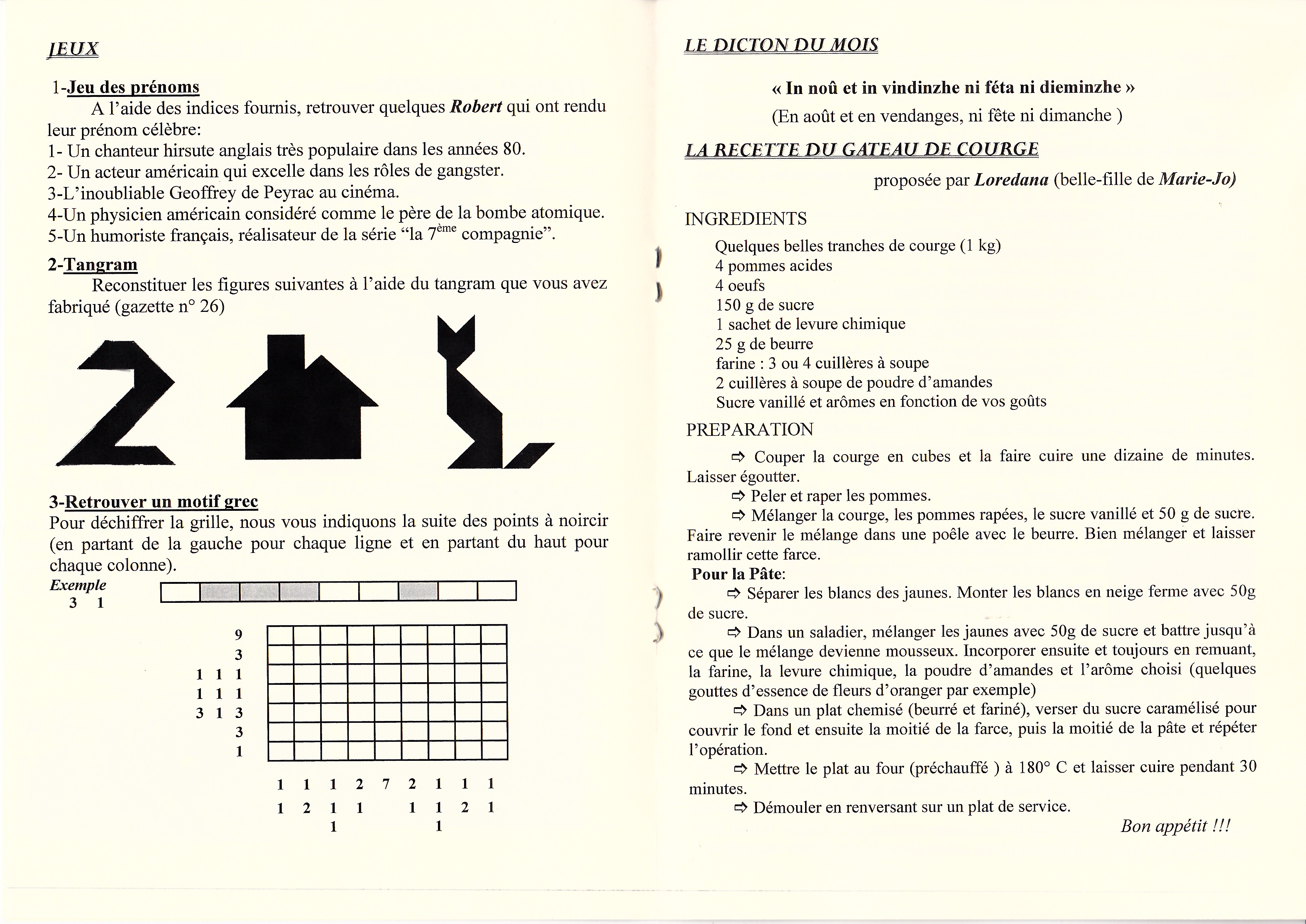 LPS n° 28 Pages 08 & 09