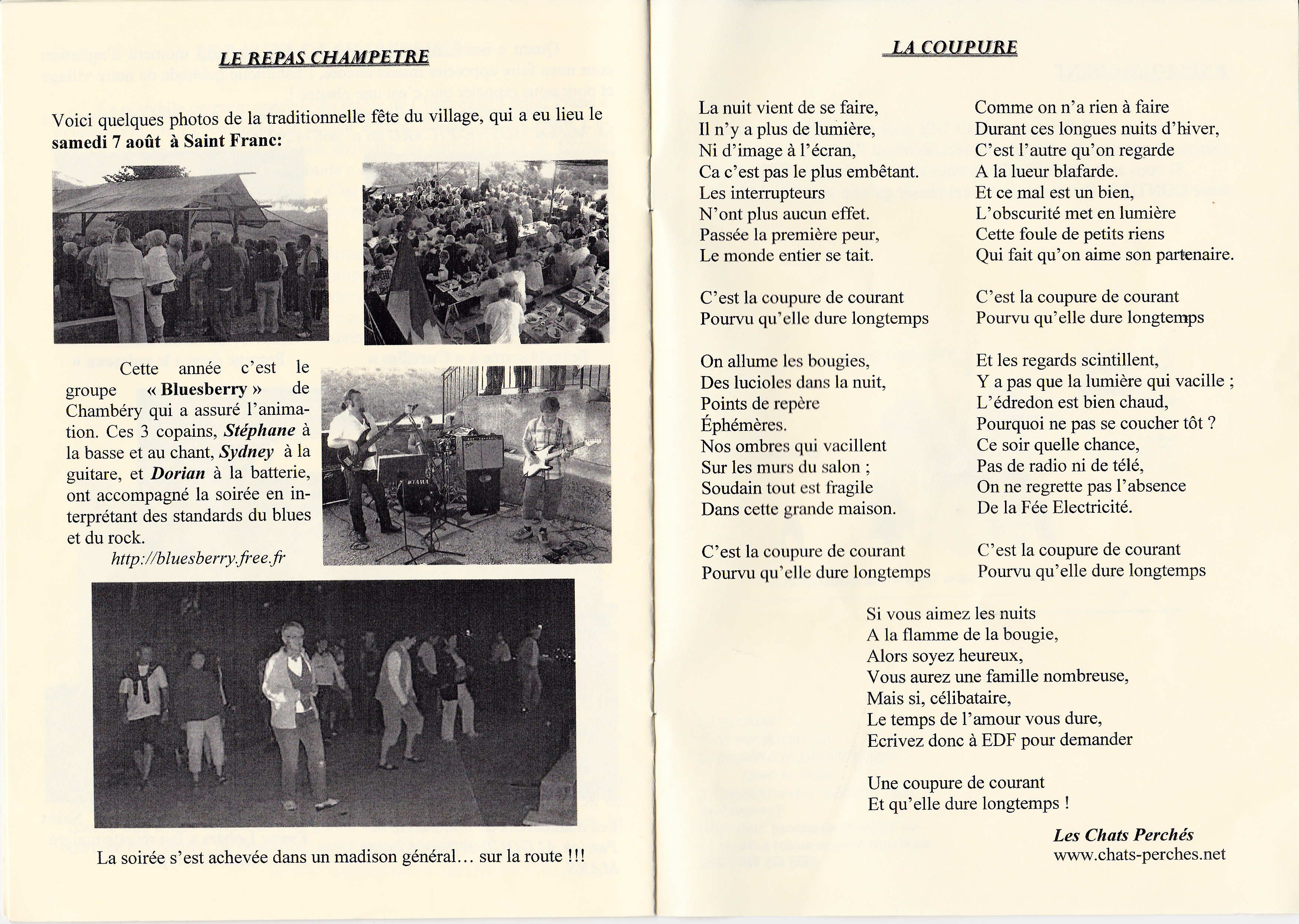 LPS n° 7 - Pages 14 & 15