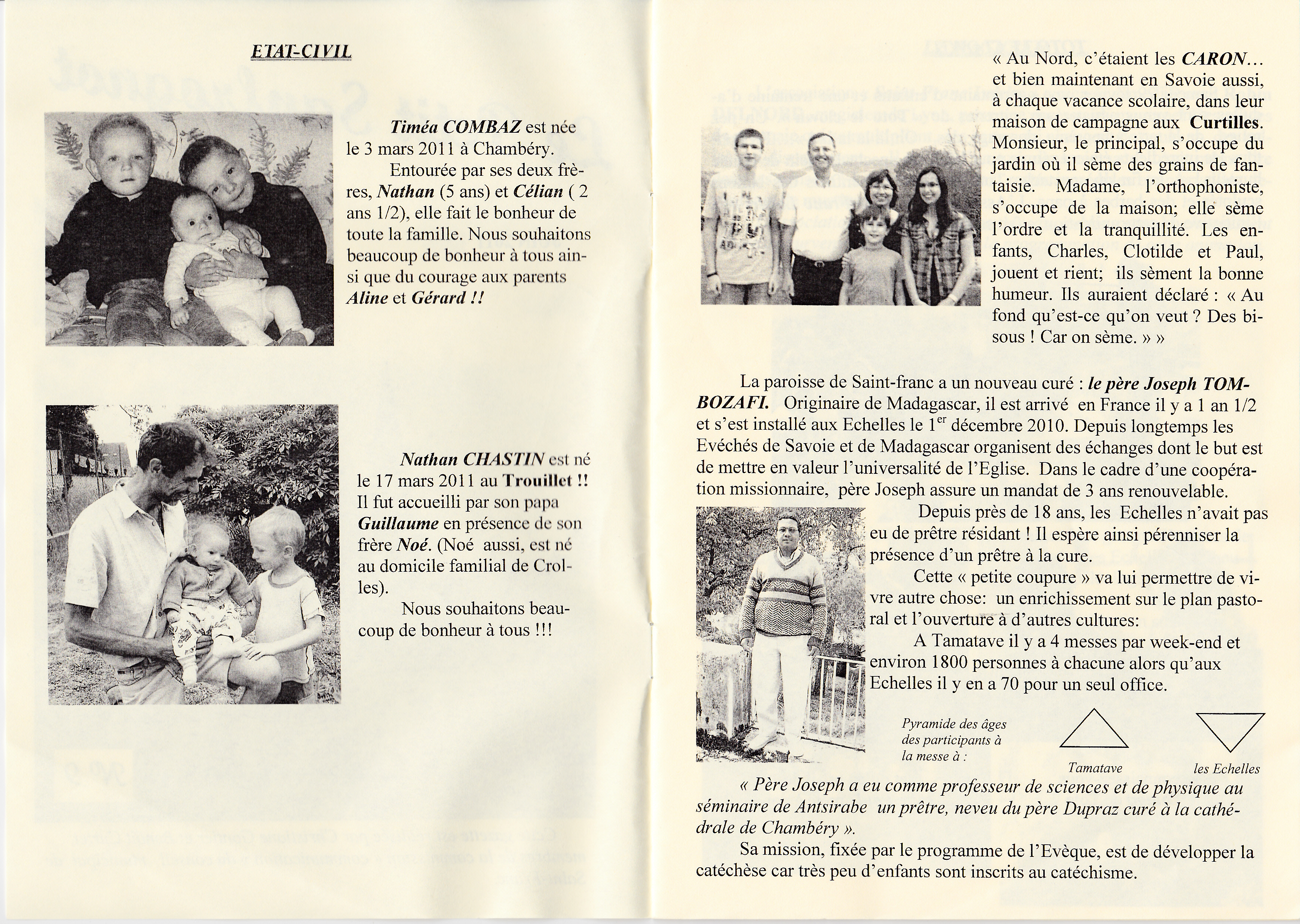 LPS n° 9 Pages 2 & 3