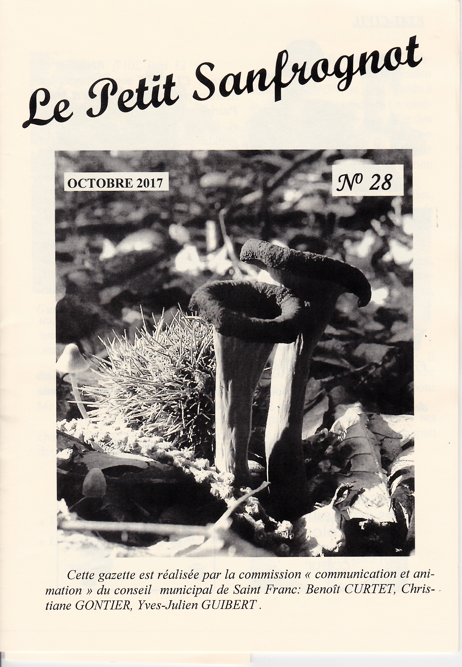 LPS n° 28 Pages 01