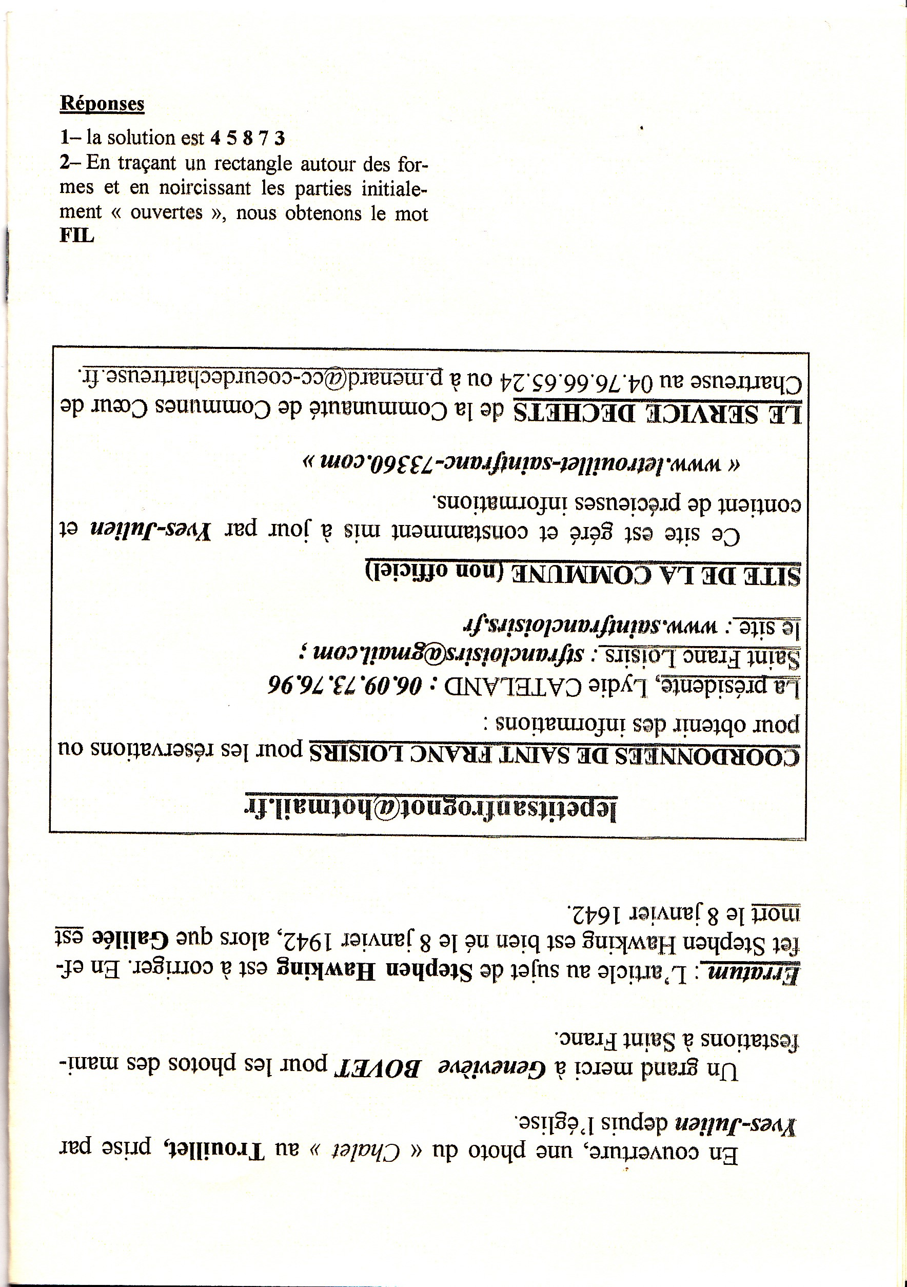 LPS n° 30 Page 12bis