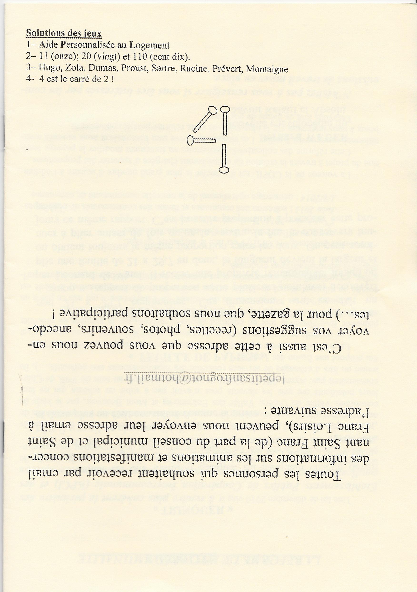 LPS n° 10 Page 16bis