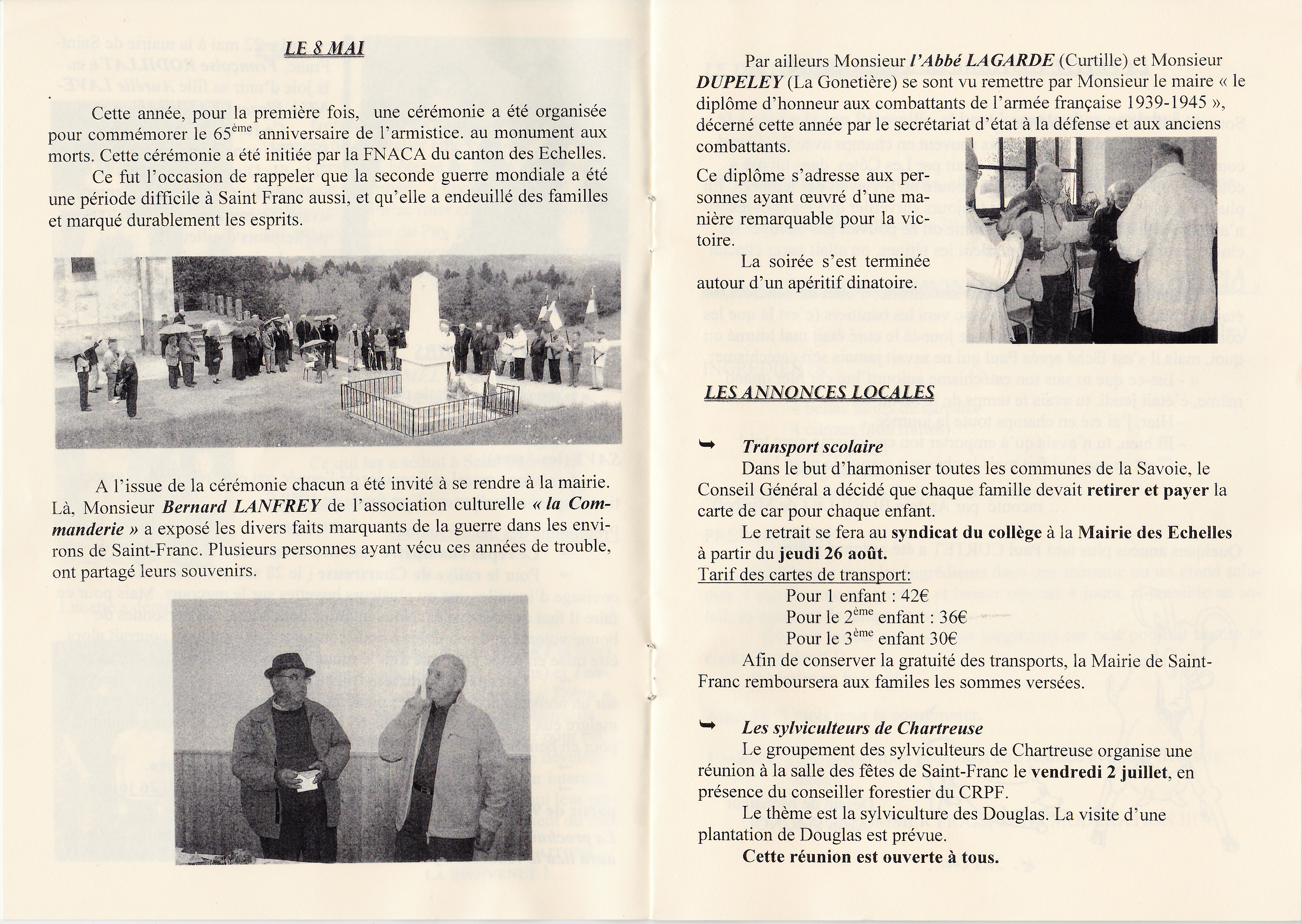LPS n° 6 - Pages 4 & 5