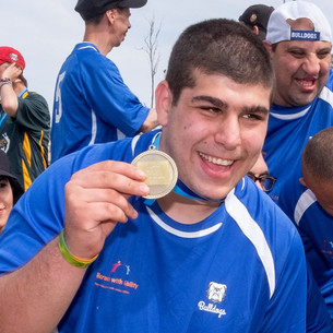 MEET ONE OF OUR HEROES: YOUSSEF!