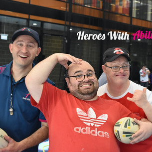 Donna Zum ( Afford Carer ) expresses how much Heroes With Ability Means to her clients