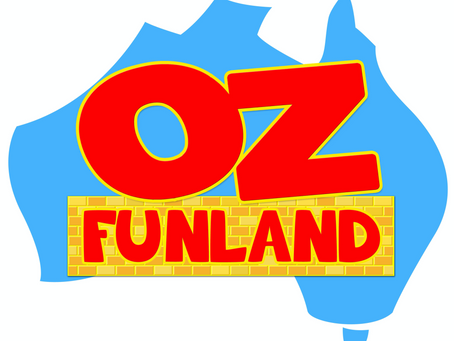 HEROES WITH ABILITY PROUD TO ANNOUNCE THE NEW PARTNERSHIP WITH OZ FUNLAND...