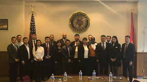 Global Leadership and Public Diplomacy Program with Mongolian Parliaments