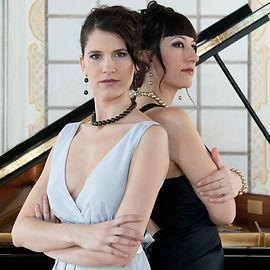 Lied-Duo Raphaela Stürmer, Tatiana Rostovtseva, Gesang und Klavier Karlsruhe