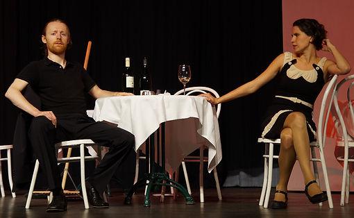 Raphaela Stürmer, Michael Schwarz, Immer dieses Theater mit der Liebe