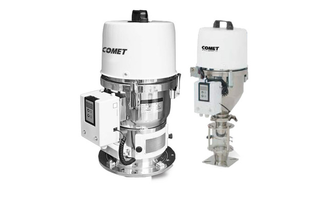 Comet CAL-U Self-Contained Hopper Loaders