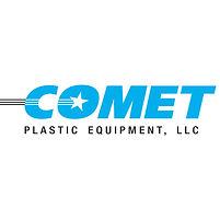 Comet Plastic Equipment Logo