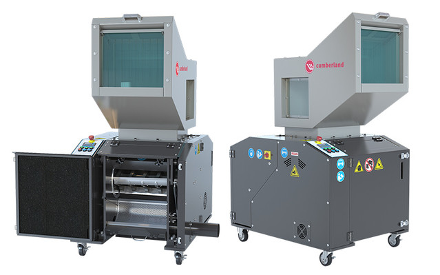 Cumberland FX1000 Beside-The-Press Granulator