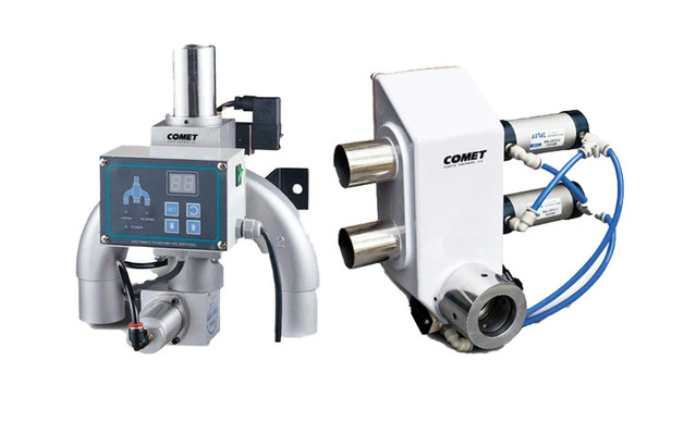 Comet CPV and CPV-U Proportioning Valves