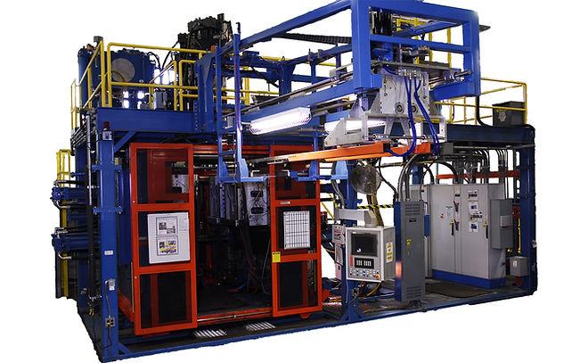 Davis-Standard Blow Molding Machine