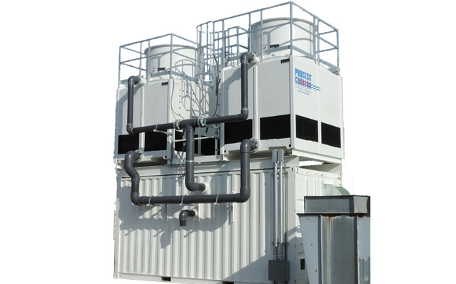 Process Cooling Outdoor Cooling Towers