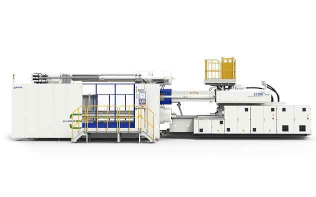 Jupiter 24000 III Series Injection Molding Machine