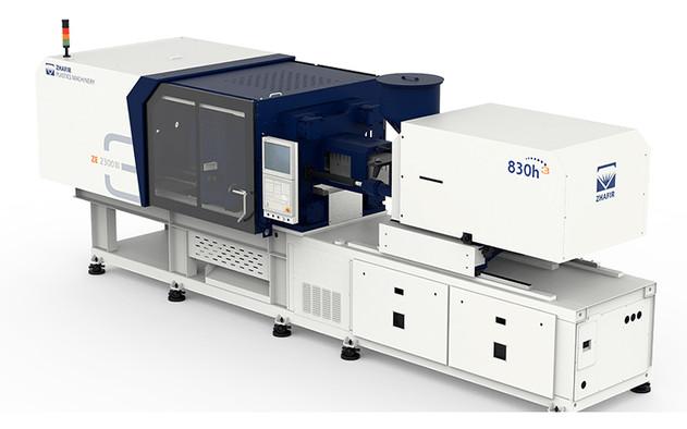 Zeres 2300 III Series Injection Molding Machine