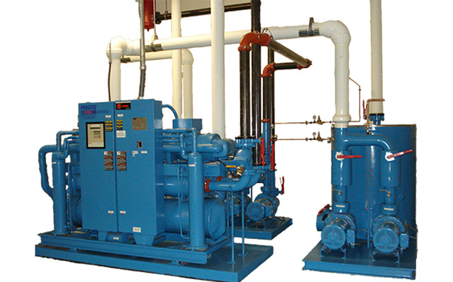 Process Cooling Chilled Water System