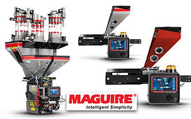 Maguie Products WSB Gravimetric Blender and MGF Feeders