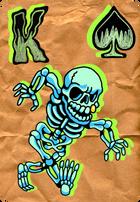 """""""Monster Mayhem"""" Card Game Design for Flick Solitaire"""