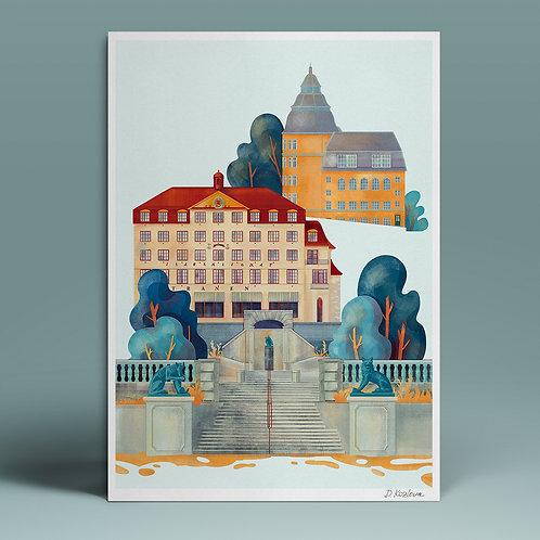Ila Poster 22x31 cm