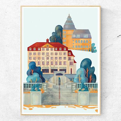 Ila Poster 50x70 cm