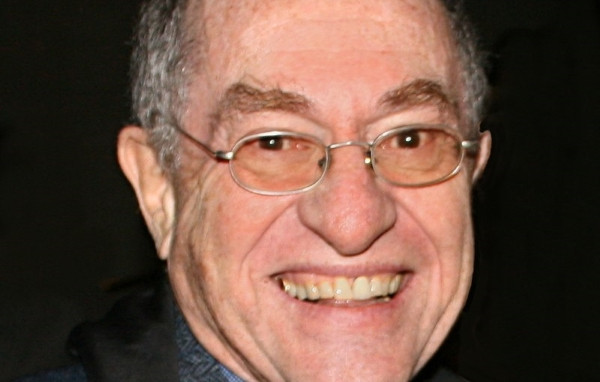 Photo of Alan Dershowitz in 2009. Taken by Sage Roos, from larger photo, available at Flickr.