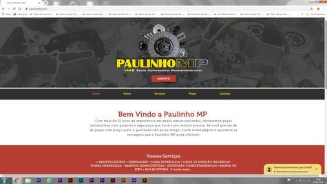 PAULINHO MP - Auto Peças