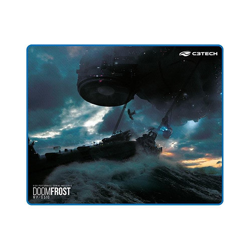 Mouse Pad Gamer Doom Frost Speed
