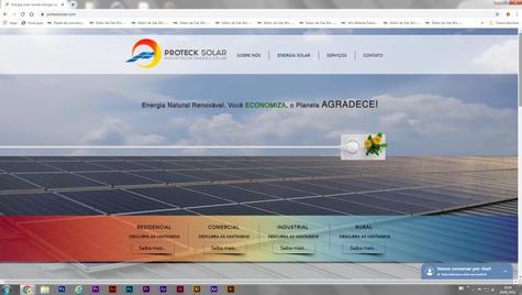 PROTECK SOLAR - Fotovoltaica