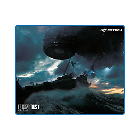 Mouse PAD Gamer Mp-g510 Doom Frost Speed