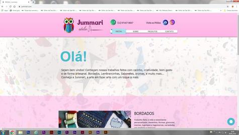 JUMMARI - Artesanato