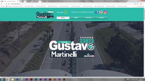 LG MARTINELLI - Campanha
