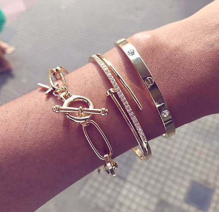 Trio de pulseira