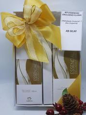 Kit Essencial Exclusivo Floral R$59,90