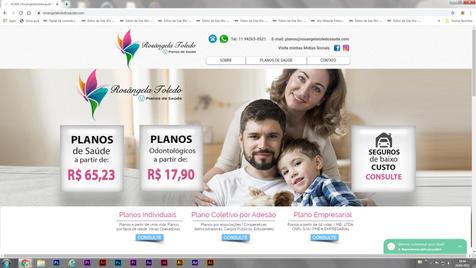 ROSANGELA TOLEDO  - Planos de Saúde