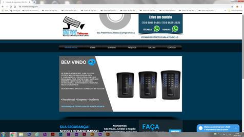MW TELECOM - Serviços / Segurança / Monitoramento