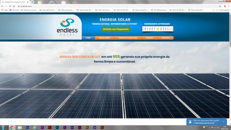 ENDLESS SOLAR - Fotovoltaica