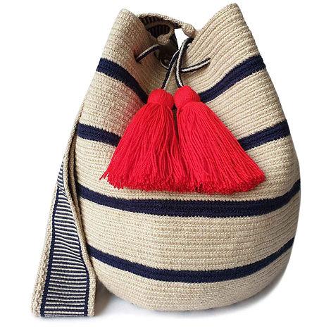 Amour Wayuu Bag