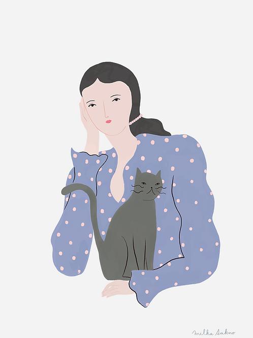 Cat Lady 1